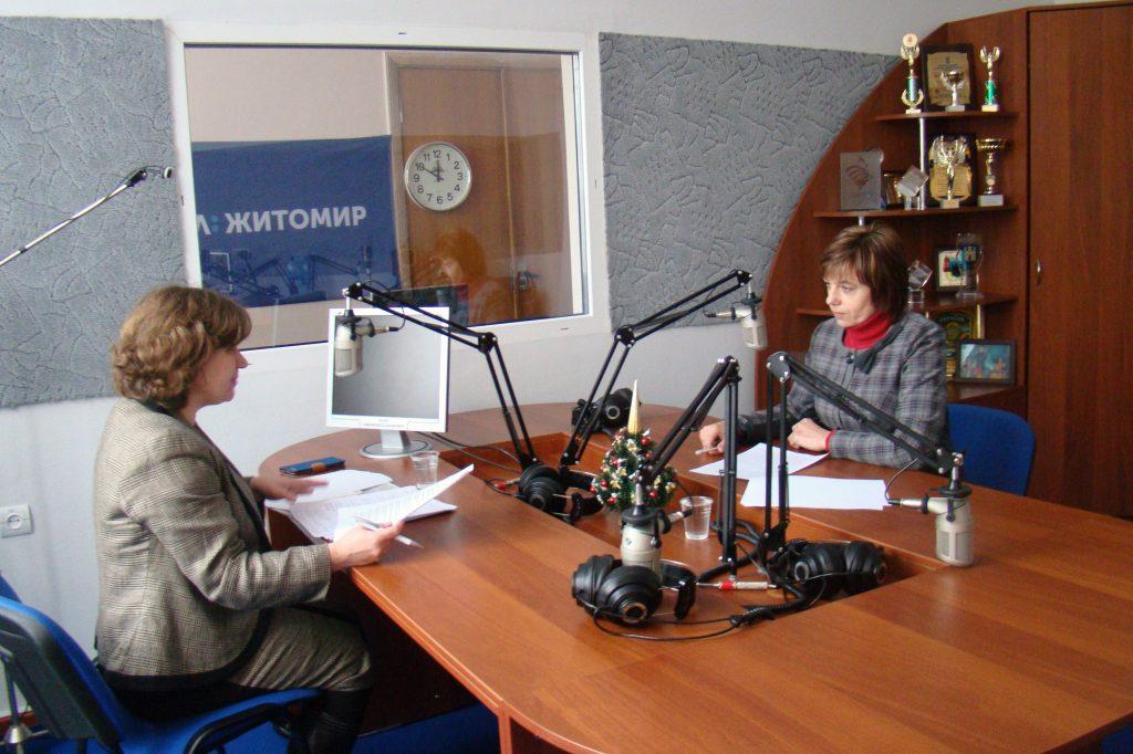 DSC03364 1024x682 - Про пенсійні новації в ефірі місцевого радіомовлення