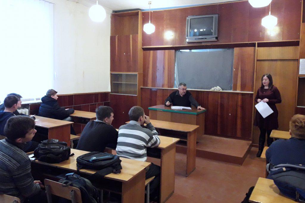 Korosten1 1024x682 - На Житомирщині провели «День Пенсійного фонду» для молоді