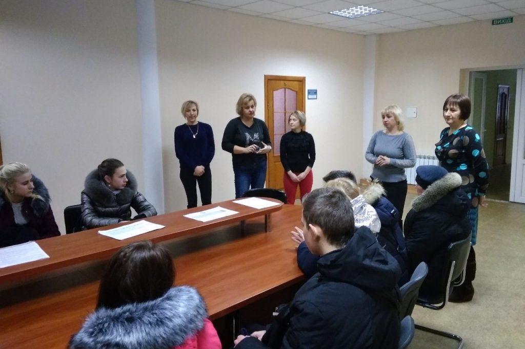Novograd1 1024x682 - На Житомирщині провели «День Пенсійного фонду» для молоді