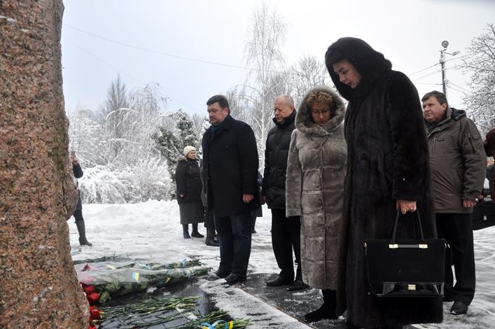 zahody chaes 19 - В регіоні вшанували ліквідаторів наслідків аварії на ЧАЕС