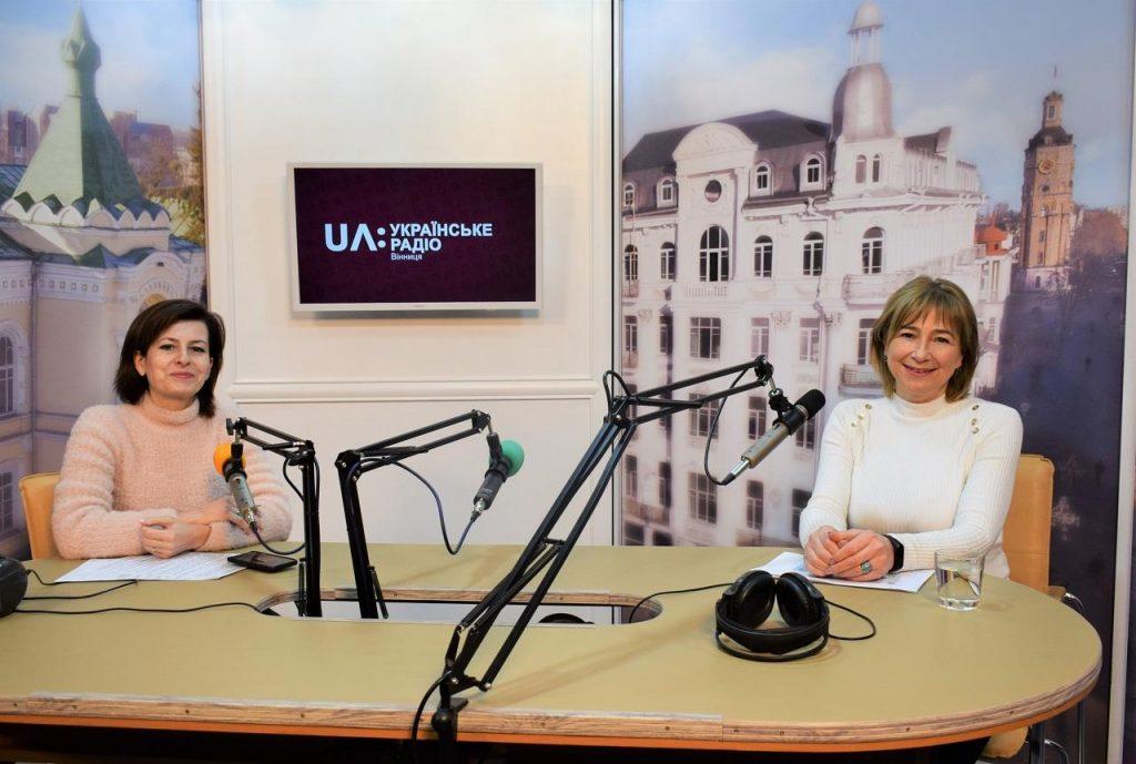 FB 20210120 6Radio KorchakaOS 0465 1024x689 - Що чекати пенсіонерам Вінниччини в 2021 році? Обговорюємо в радіоефірі