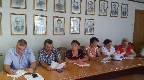 20180710 100533 11072018 - Чернігівські пенсійники співпрацюють з ветеранською організацією
