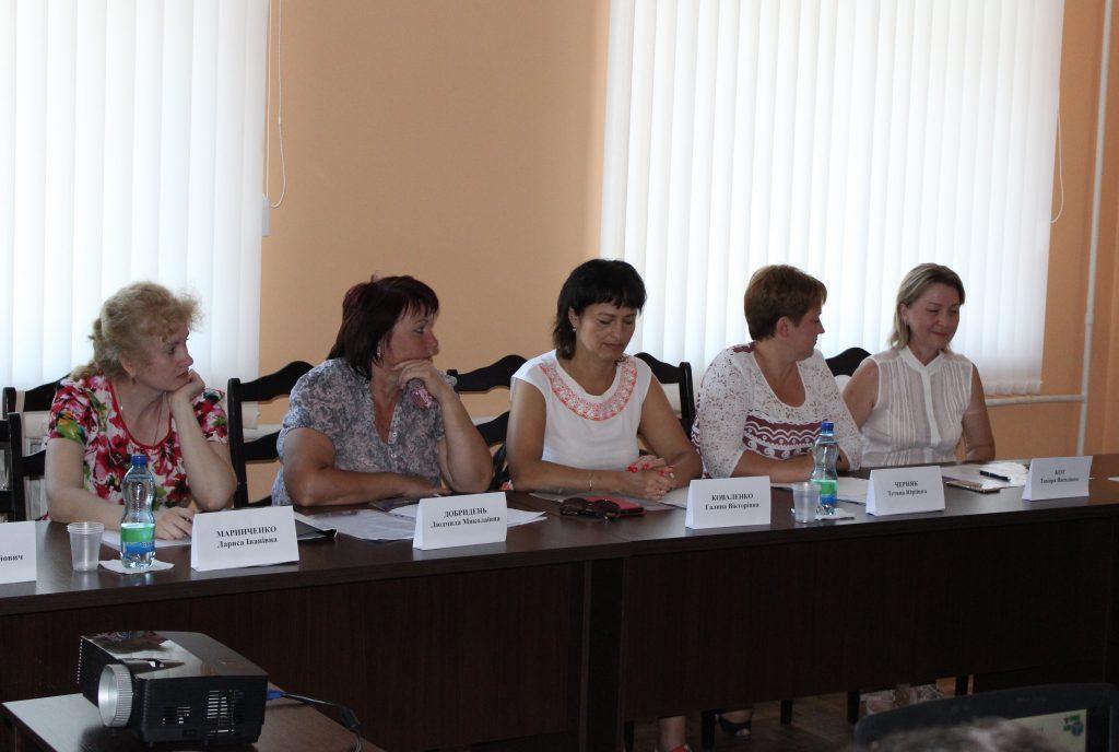 """IMG 0008 1 1024x688 - Засідання """"круглого столу"""" відбулося на Менщині"""