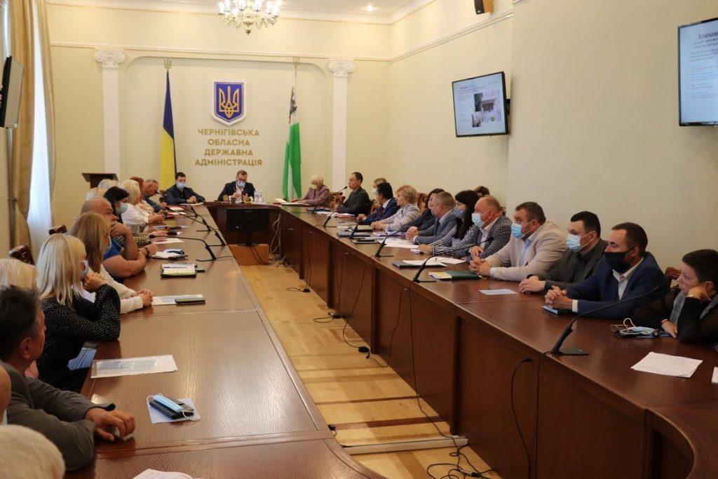 2021 09 09 Narada Biznes 4 1024x683 - Нарада з представниками середнього бізнесу Чернігівщини