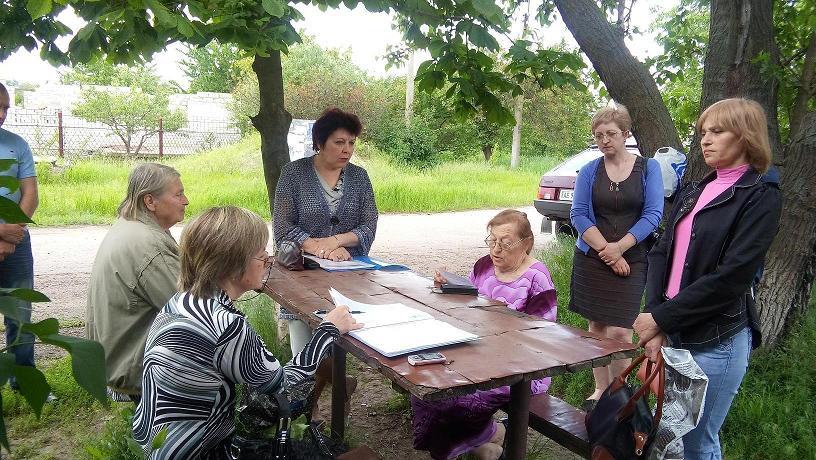 20160524 140329 - Про новації в пенсійному забезпеченні для населення міста Покров