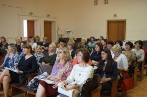 DSC07985 300x199 - Пенсійники Дніпропетровщини обговорили результати діяльності