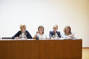 DSC07991 300x199 - Пенсійники Дніпропетровщини обговорили результати діяльності