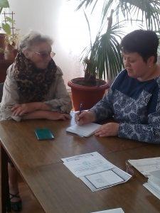 IMG 20180511 102933 BURS 225x300 - Про пенсійне забезпечення мешканцям Карпівської об'єднаної територіальної громади