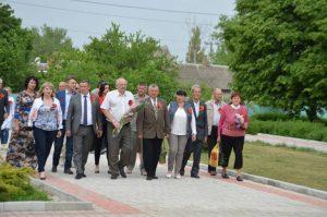 Nikopol3 300x199 - На Дніпропетровщині вшанували ветеранів