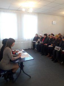 Novokodatskyj aprel 2019 225x300 - Відбулася зустріч з громадянами, які знаходяться на обліку в Дніпровському міському центрі зайнятості