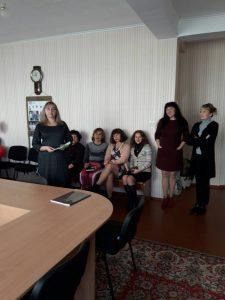 foto 2 1 225x300 - Відбулась зустріч із вчителями Криворізької Тернівської гімназії