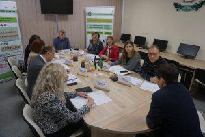 DSC09058 300x200 - Стан погашення заборгованості до Пенсійного фонду України розглядали на засіданні робочої групи