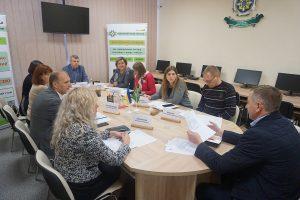 DSC09062 300x200 - Стан погашення заборгованості до Пенсійного фонду України розглядали на засіданні робочої групи