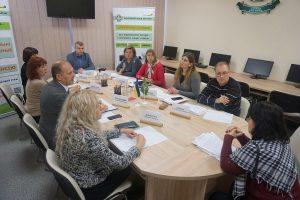 DSC09084 300x200 - Стан погашення заборгованості до Пенсійного фонду України розглядали на засіданні робочої групи