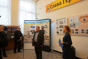 DSC01422 300x200 - Фахівці Головного управління Фонду області взяли участь у заходах  з нагоди Дня вшанування учасників ліквідації наслідків аварії  на Чорнобильській АЕС