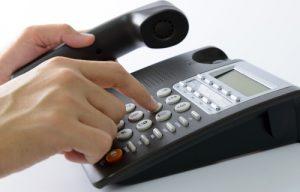 """Telefon - Анонс """"Прямої телефонної лінії"""" у відділі  обслуговування громадян №9 (сервісний центр)"""