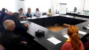 foto Uzhgorod seminar 300x169 - ПРО ЛЕГАЛІЗАЦІЮ ЗАРПЛАТИ І НОВІ ОНЛАЙН-СЕРВІСИ ПЕНСІЙНОГО ФОНДУ говорили в Ужгородському міському центрі зайнятості