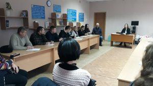 foto Uzhgorod 1 1 300x169 - СЕМІНАР ДО ВСЕУКРАЇНСЬКОГО ТИЖНЯ ПРАВА відбувся в Ужгородській філії обласного центру зайнятості