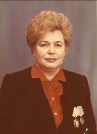 ZHovtnev. Artyuhova T.M. 1994 1997 - Головне управління Пенсійного фонду в Запорізькій області в обличчах