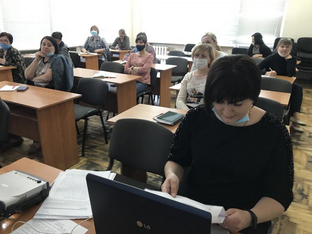 IMG 3061 1024x768 - Використовуємо отримані знання для підвищення професійного рівня колег