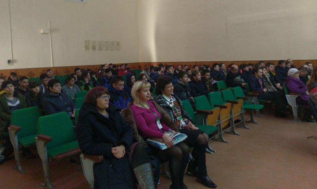 IMAG6724 1024x610 - Пенсійники Луганщини провели конкурс відеороликів «Скажемо «Ні!» зарплаті в тіні»