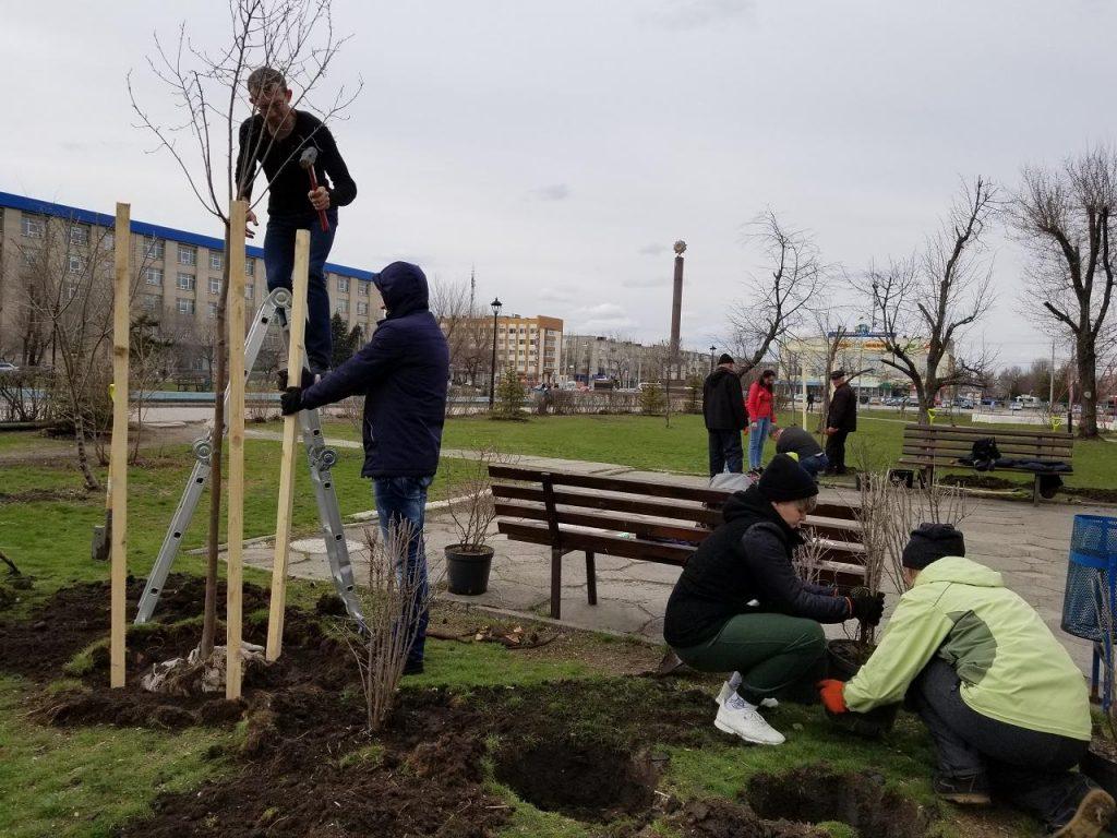 20210409 1436310 1024x768 - «Зелений десант» пенсійників Луганщини