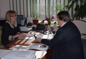 DSC 0759 300x207 - Все про призначення пенсії під час інтерв'ю для газети «За Вільну Україну +»