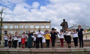 Lviv1 300x179 - Всесвітній День вишиванки відзначили в Головному управлінні Пенсійного фонду Львівщини