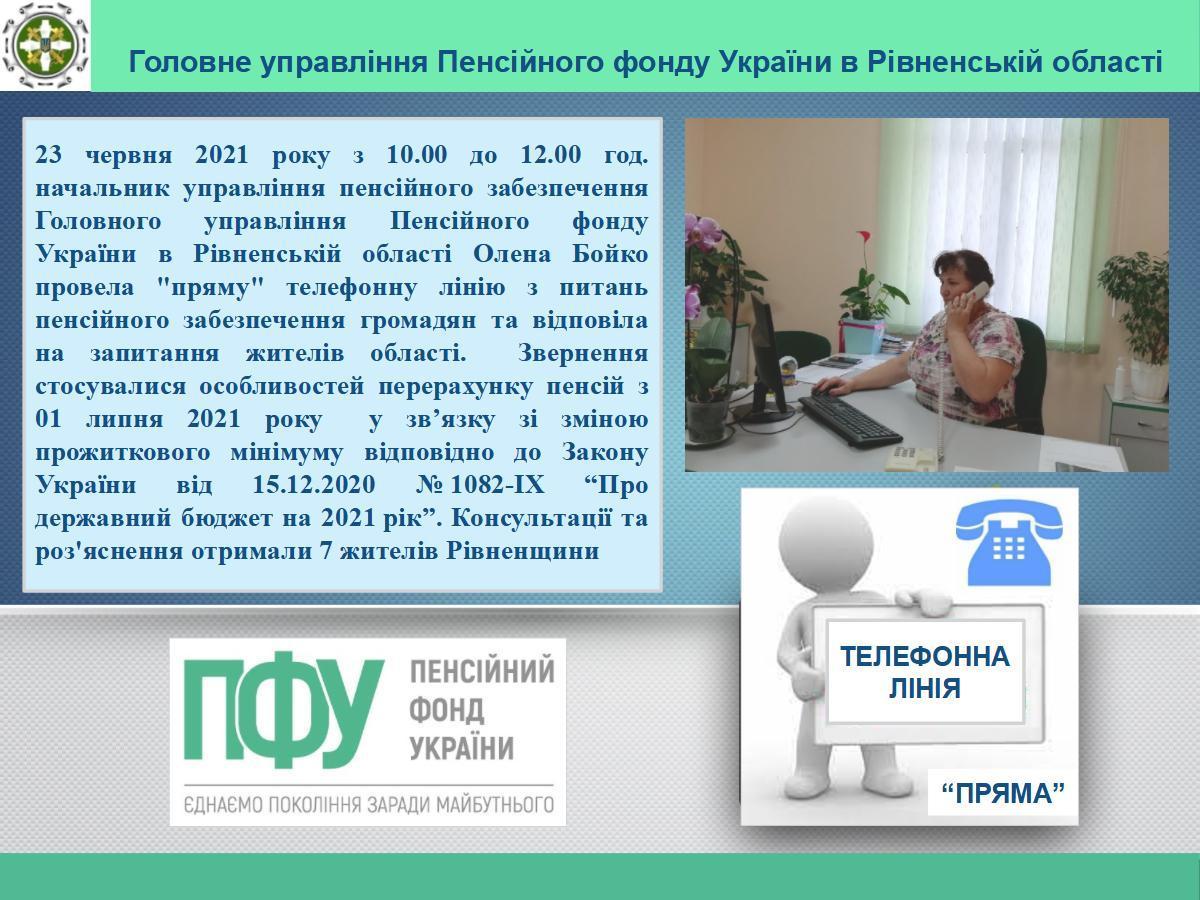 Pryama 1 - Консультуємо в телефонному режимі
