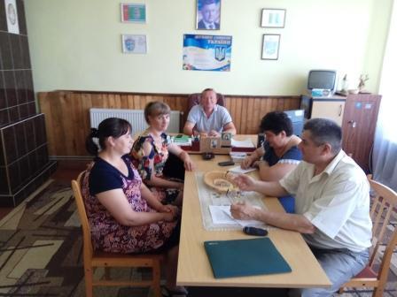 GlybokaJordanesht 12.06 1 - Проводимо зустрічі з трудовими колективами та з населенням за місцем проживання