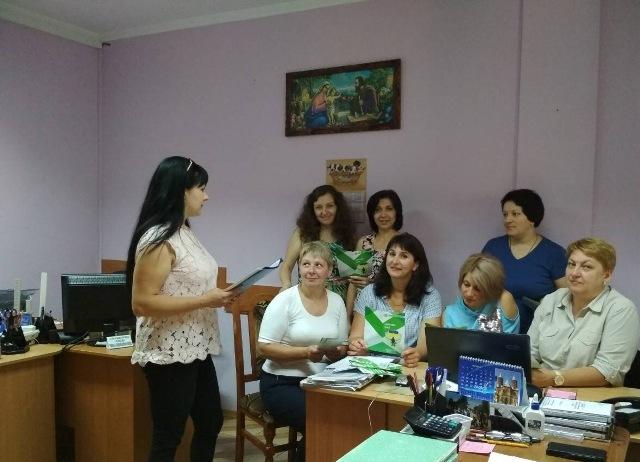 hotyn trud kolektyv - Проводимо зустрічі з трудовими колективами та з населенням за місцем проживання