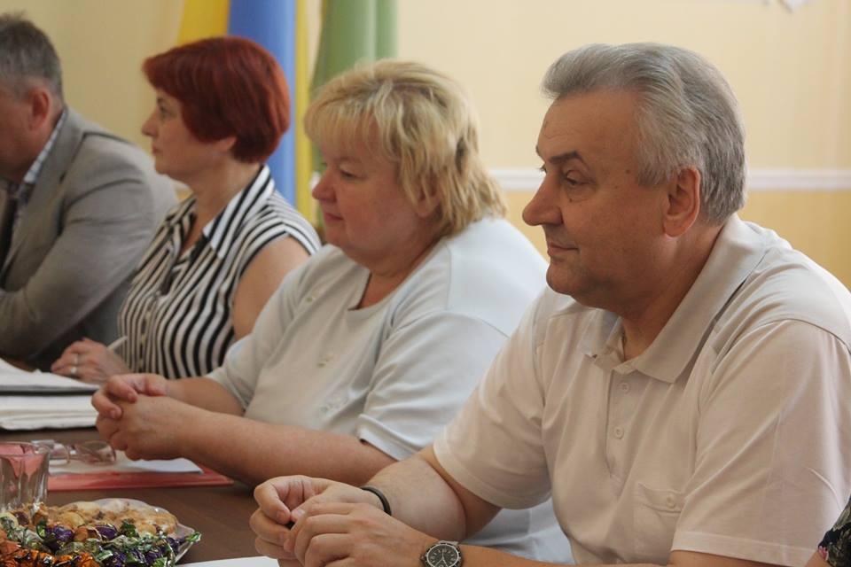 represovani 2 - Михайло Романів взяв участь в засіданні круглого столу з представниками громадської організації політв'язнів та репресованих