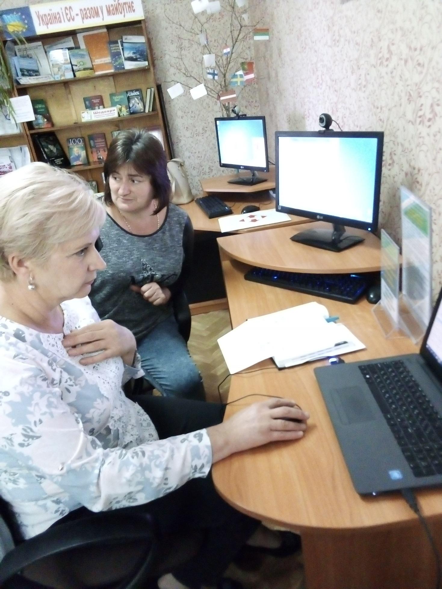 051119 - Тривають роз'яснення пенсійного законодавства мешканцям краю