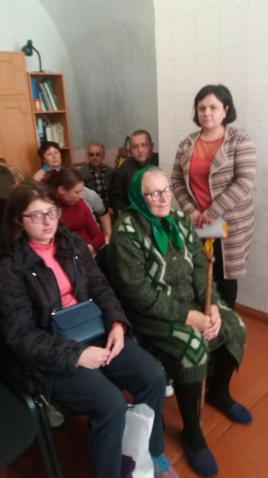 IMG 41V - Спеціалісти Фонду зустрілись із представниками територіальних первинних організацій УТОС