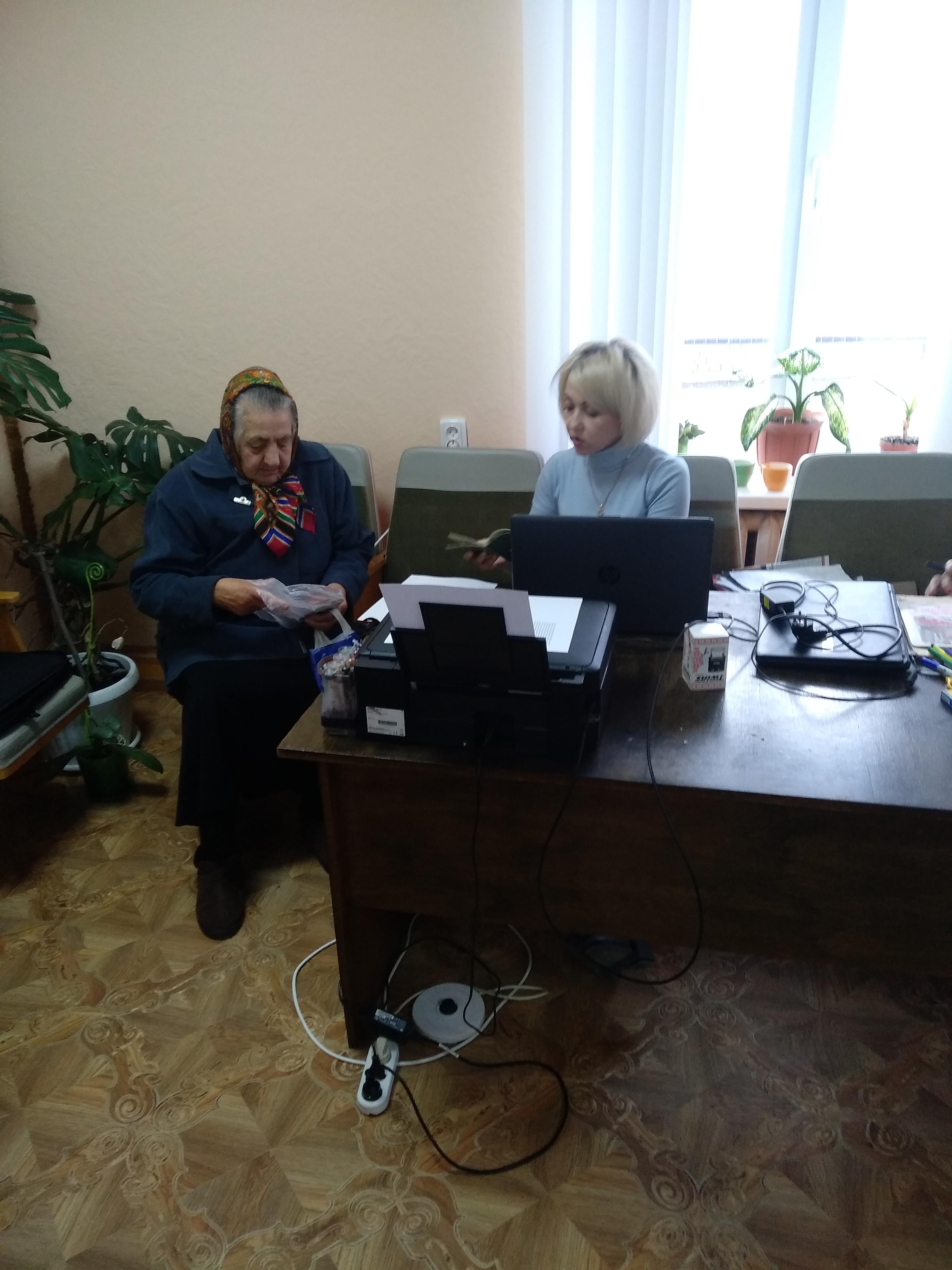 IMG 20191111 094553 - Тривають роз'яснення пенсійного законодавства мешканцям краю