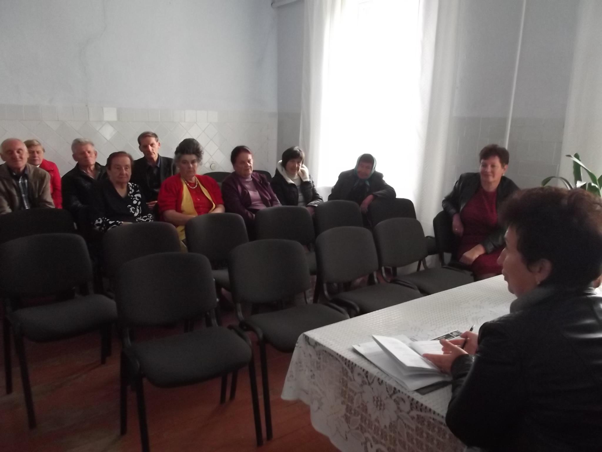 DSCF0964 - Зустріч з організацією інвалідів Віньковецького району