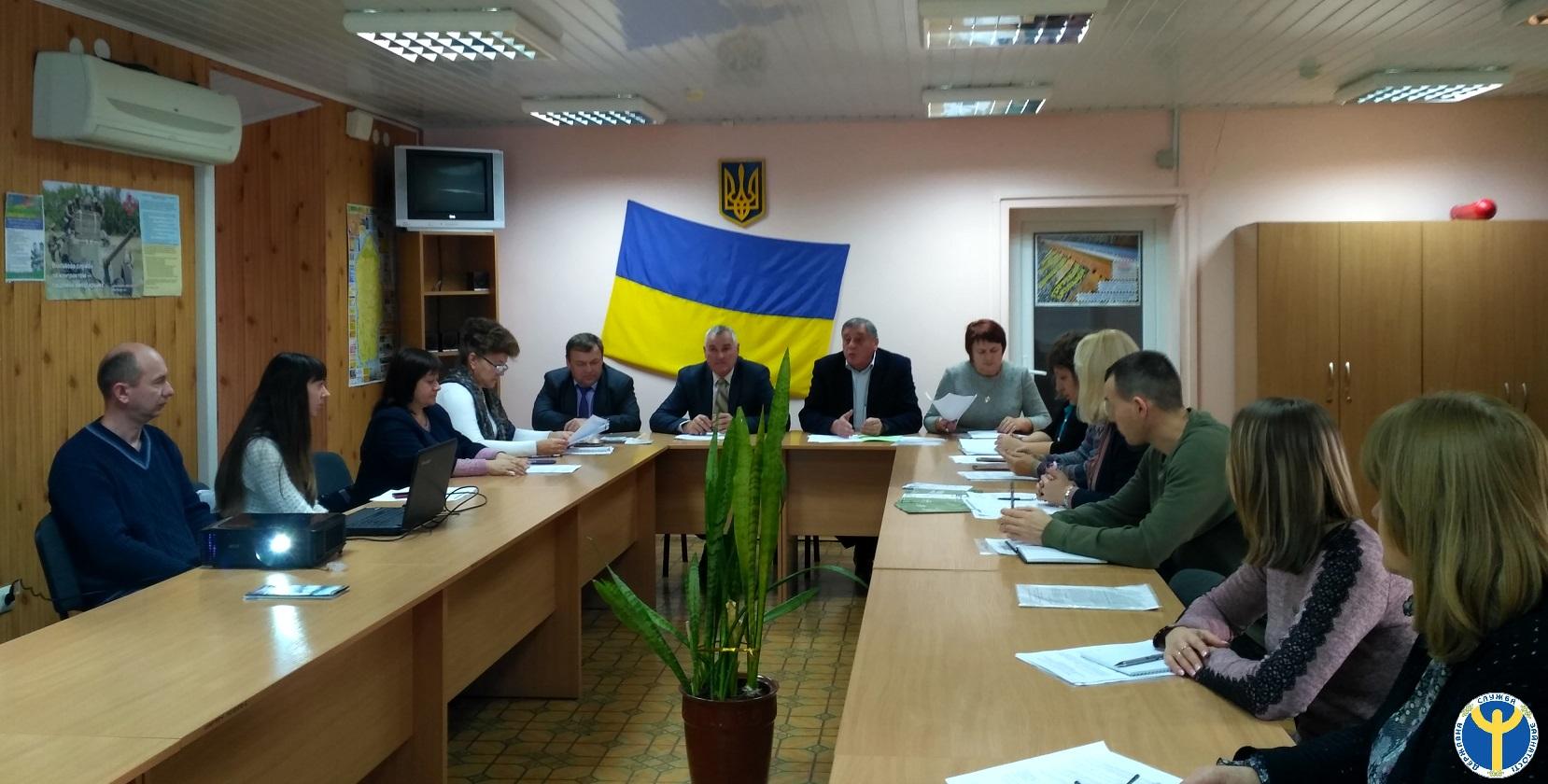 q1317122.003 - У Волочиську відбувся «круглий стіл» з питань працевлаштування осіб  з інвалідністю